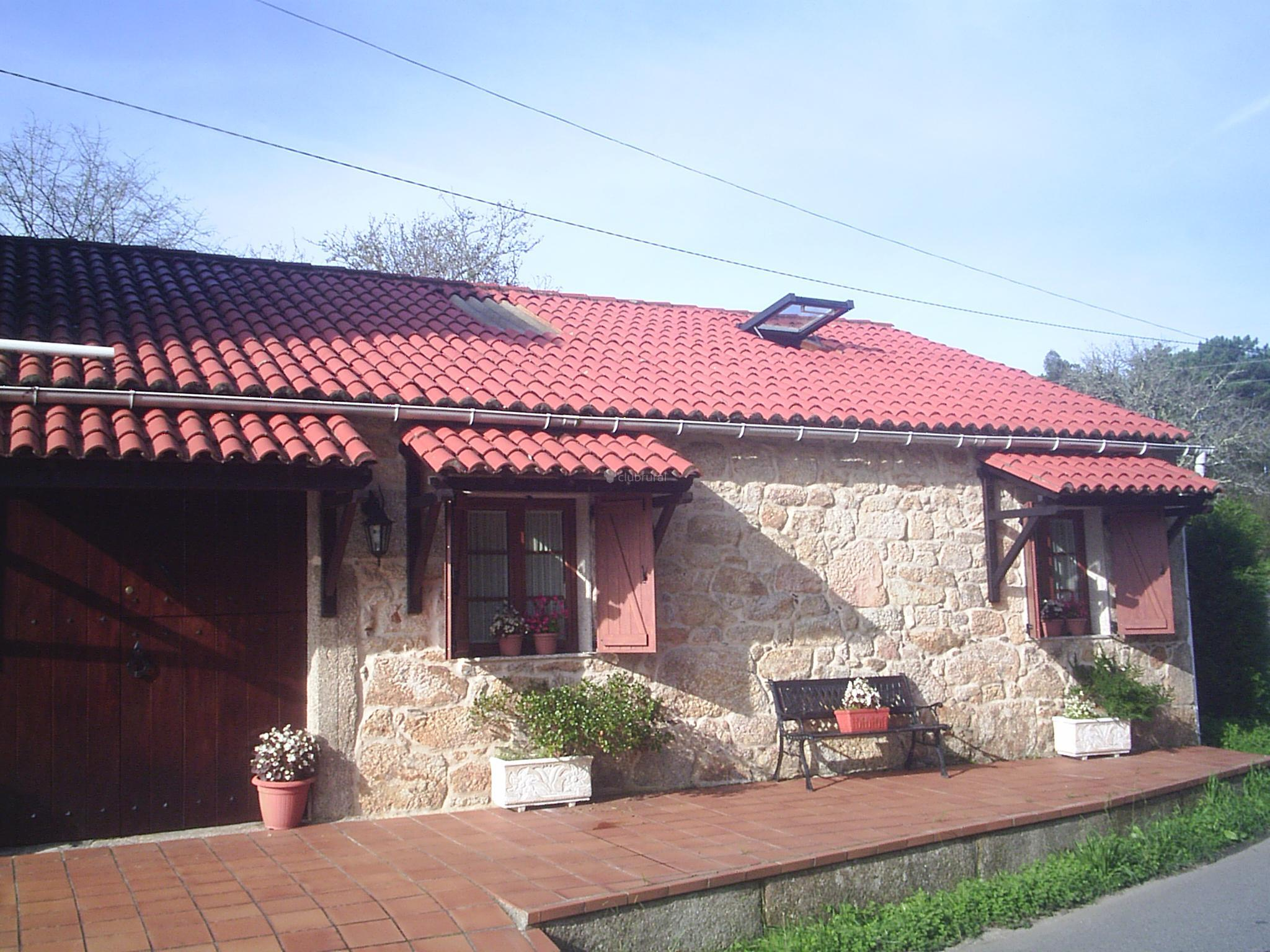 Fotos de casa do camposi o a coru a boiro clubrural - Casas en a coruna ...