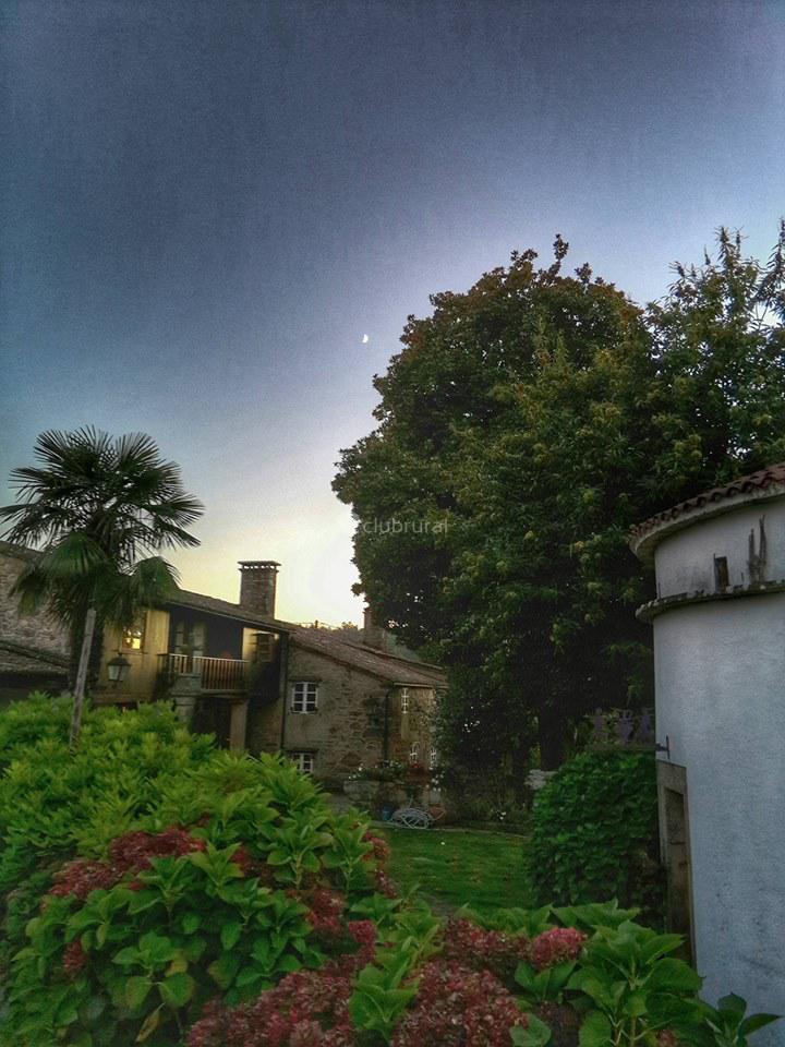 Fotos de casa grande cornide a coru a cornide clubrural - Casa a coruna ...