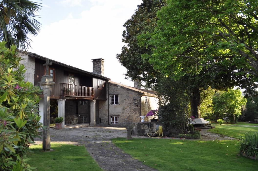 Fotos de casa grande cornide a coru a cornide clubrural - Casas en a coruna ...