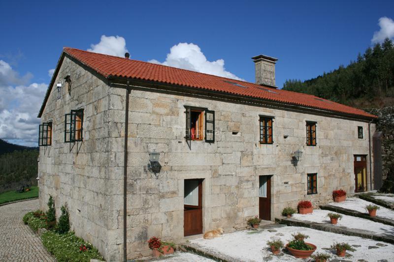 Fotos de casa grande do bachao a coru a santiago de - Casa a coruna ...