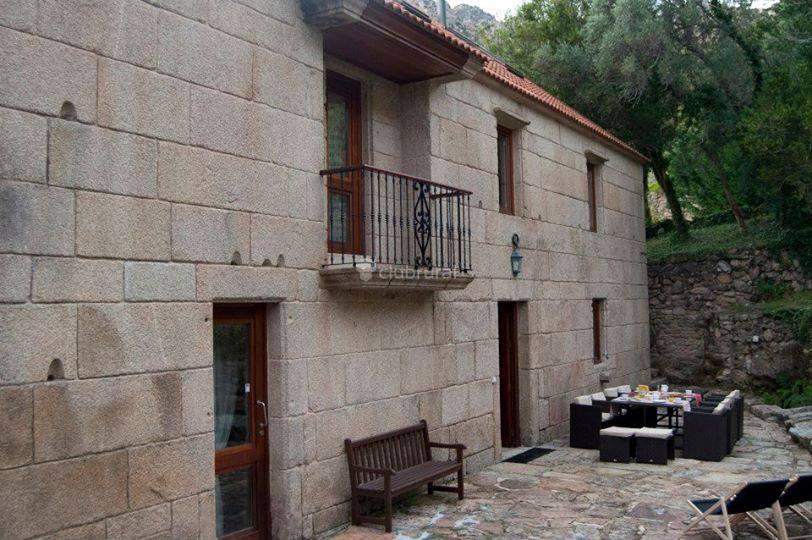 Fotos de casa rural san cibr n a coru a carnota - Casa a coruna ...