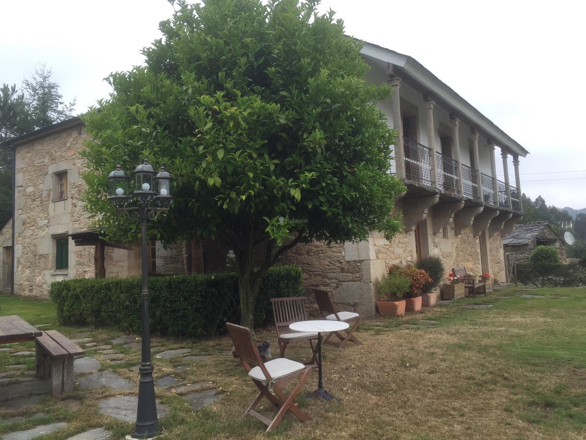 Fotos de hotel de naturaleza casa fragas do eume a - Casas en a coruna ...