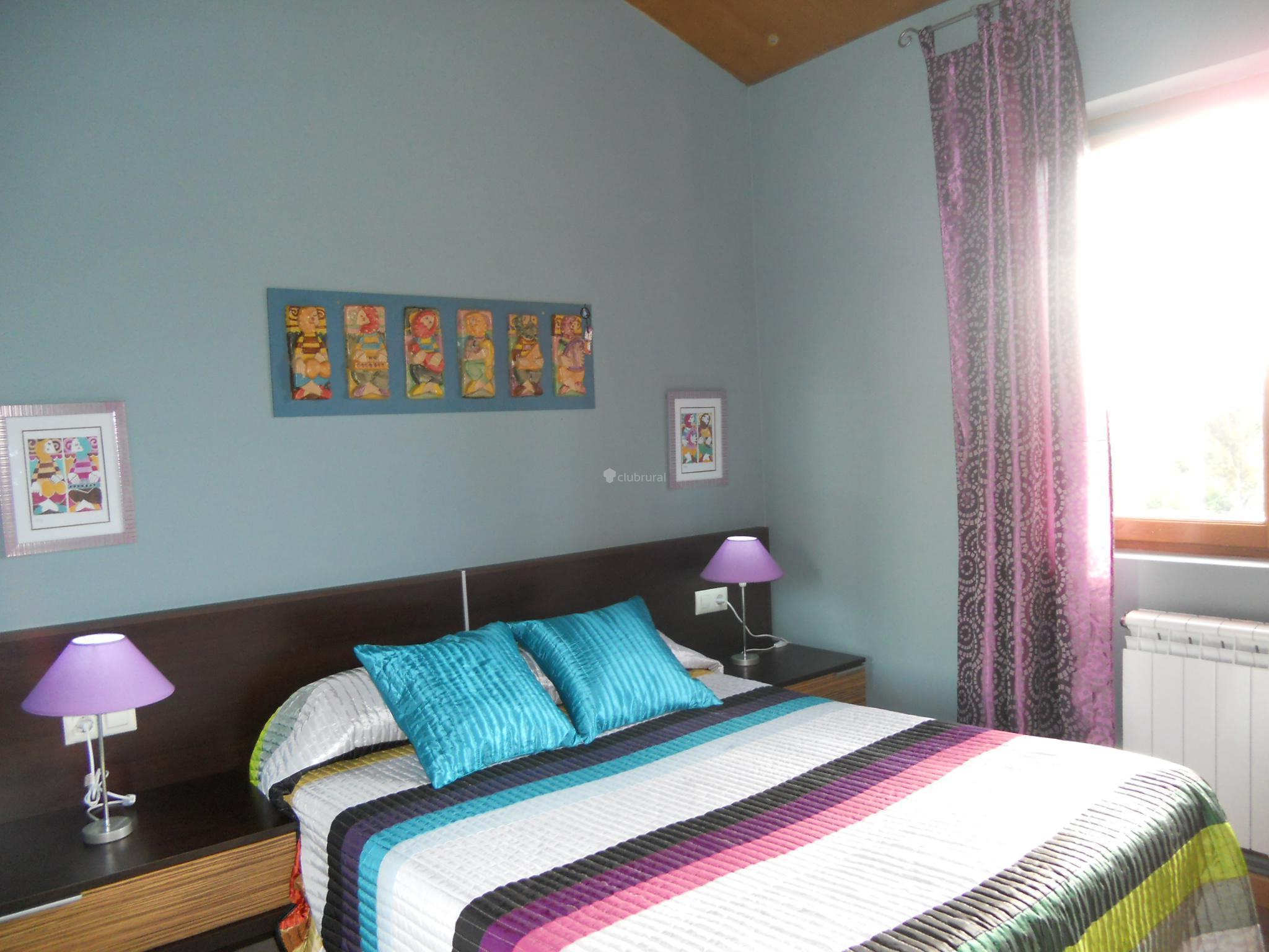 Fotos de la casa de rosa jove a coru a cabana clubrural for La casa rosa milano