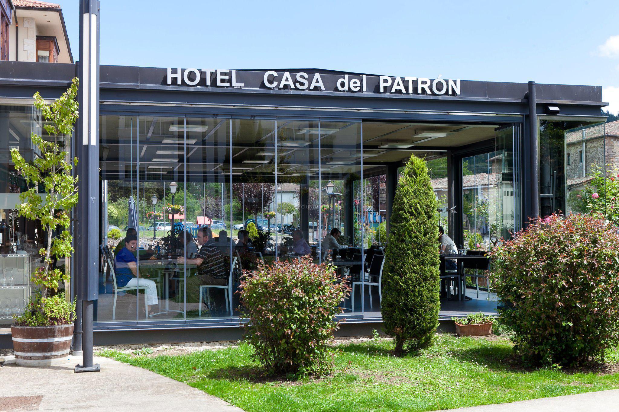 Fotos de la casa del patron lava murguia clubrural for Casa rural la balconada