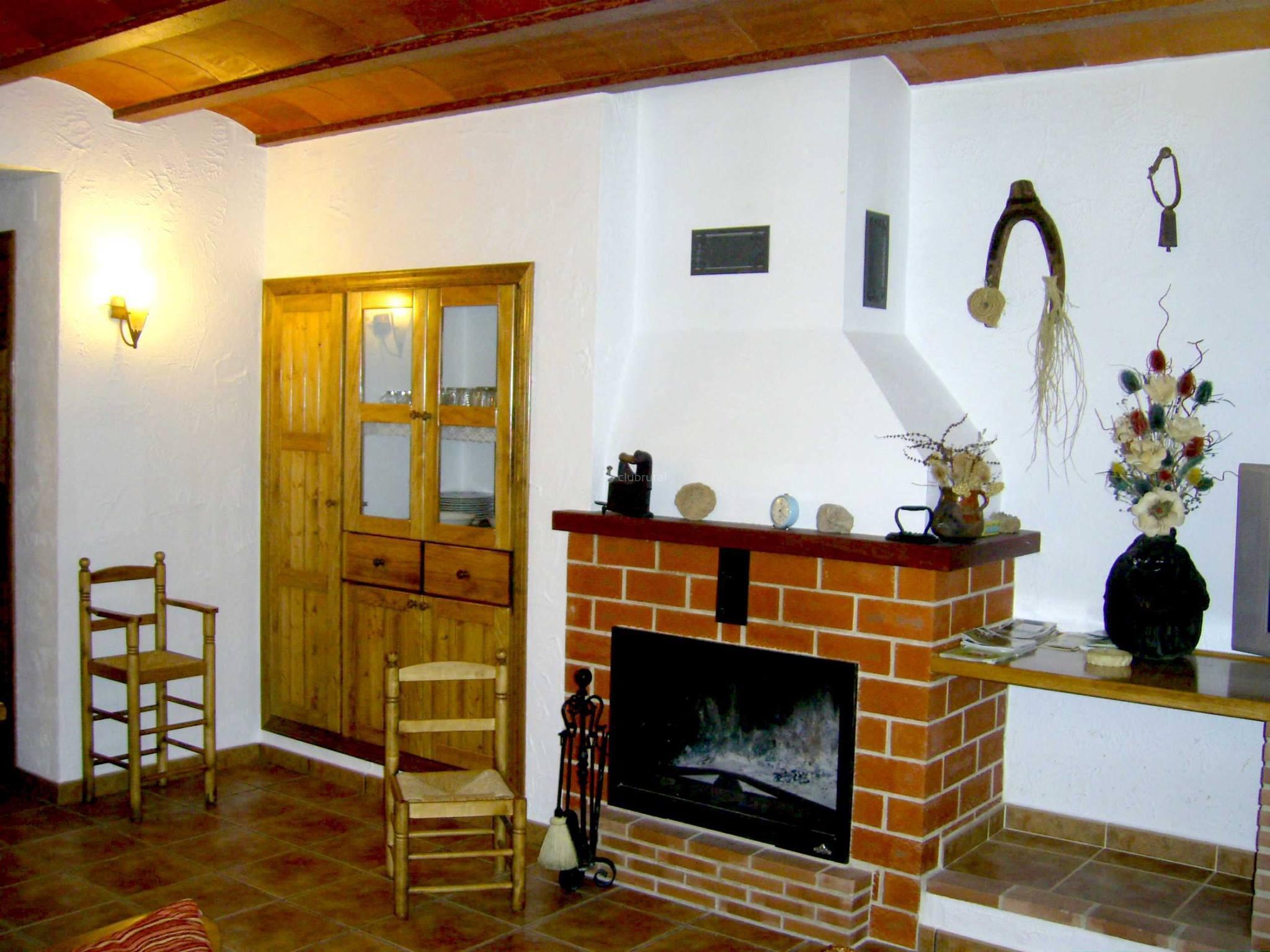 Fotos de casa rural la ca ada albacete yeste clubrural - Casa rural la zubia ...