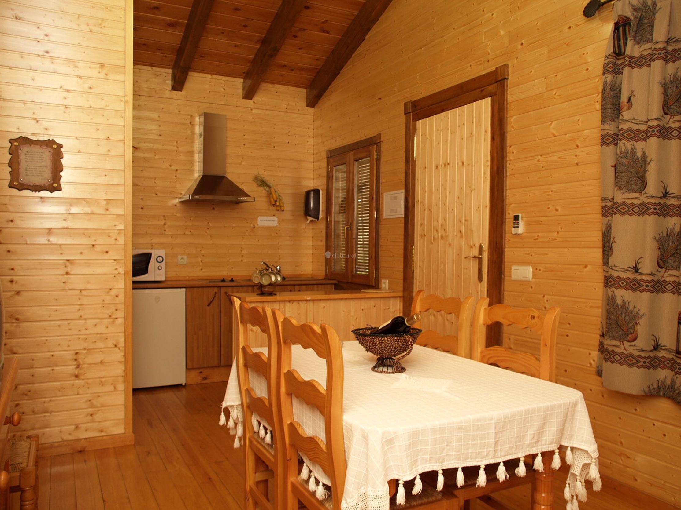 Fotos de los molinos albacete ossa de montiel clubrural - Casas de madera por dentro ...