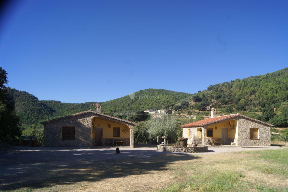 Fotos de casas rurales caba as de arguellite 1 y 2 - Casas del monte casa rural ...