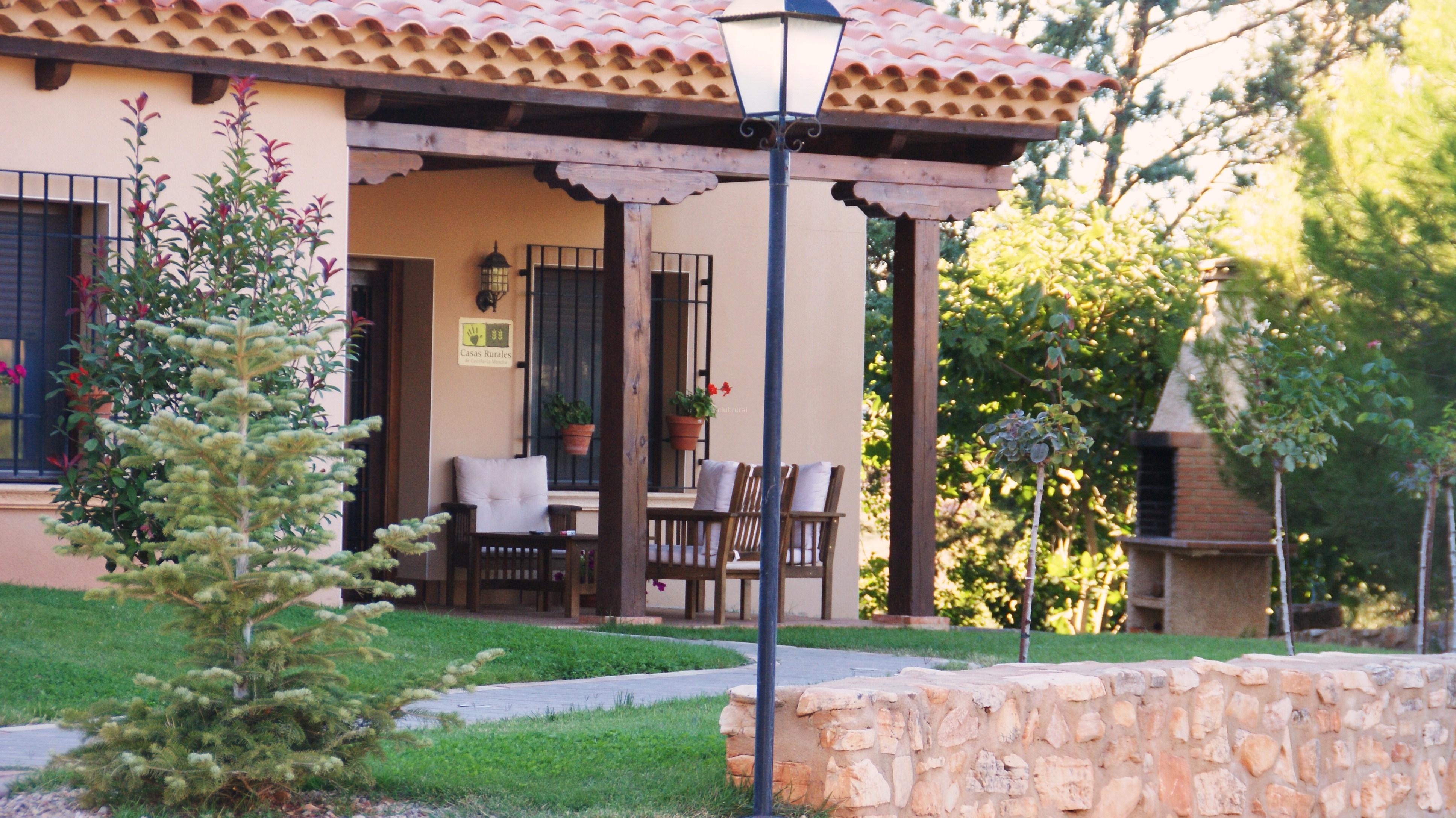 Fotos de casas rurales cortijo bellavista albacete - Casa rural de madera ...
