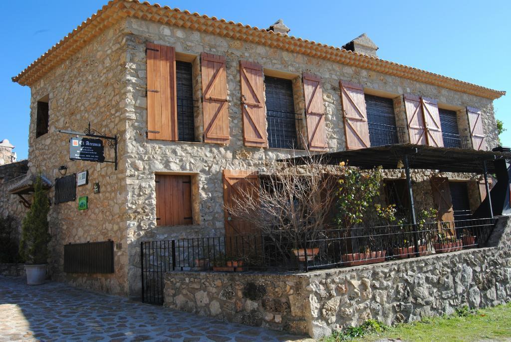 Fotos de casas rurales el arranca albacete riopar - Fotos casas rurales ...