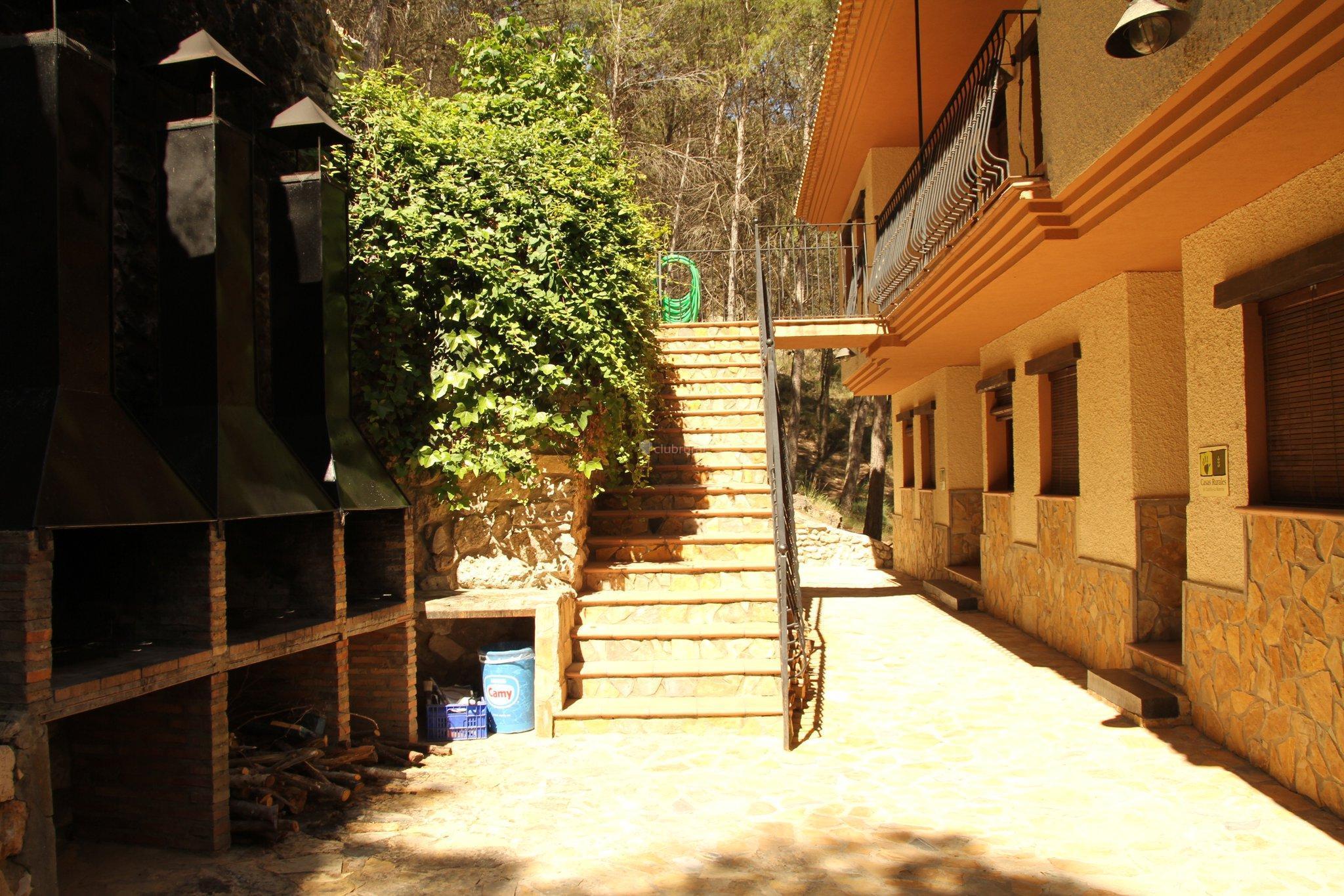 Fotos de casas rurales hoz del jucar albacete alcala - Fotos casas rurales ...