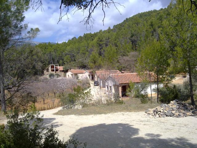Fotos de casas rurales valle del rio tus albacete yeste clubrural - Casa rural yeste ...