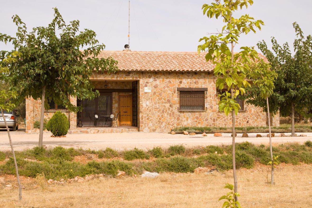 Fotos de casas rurales v a verde albacete robledo - Fotos casas rurales ...