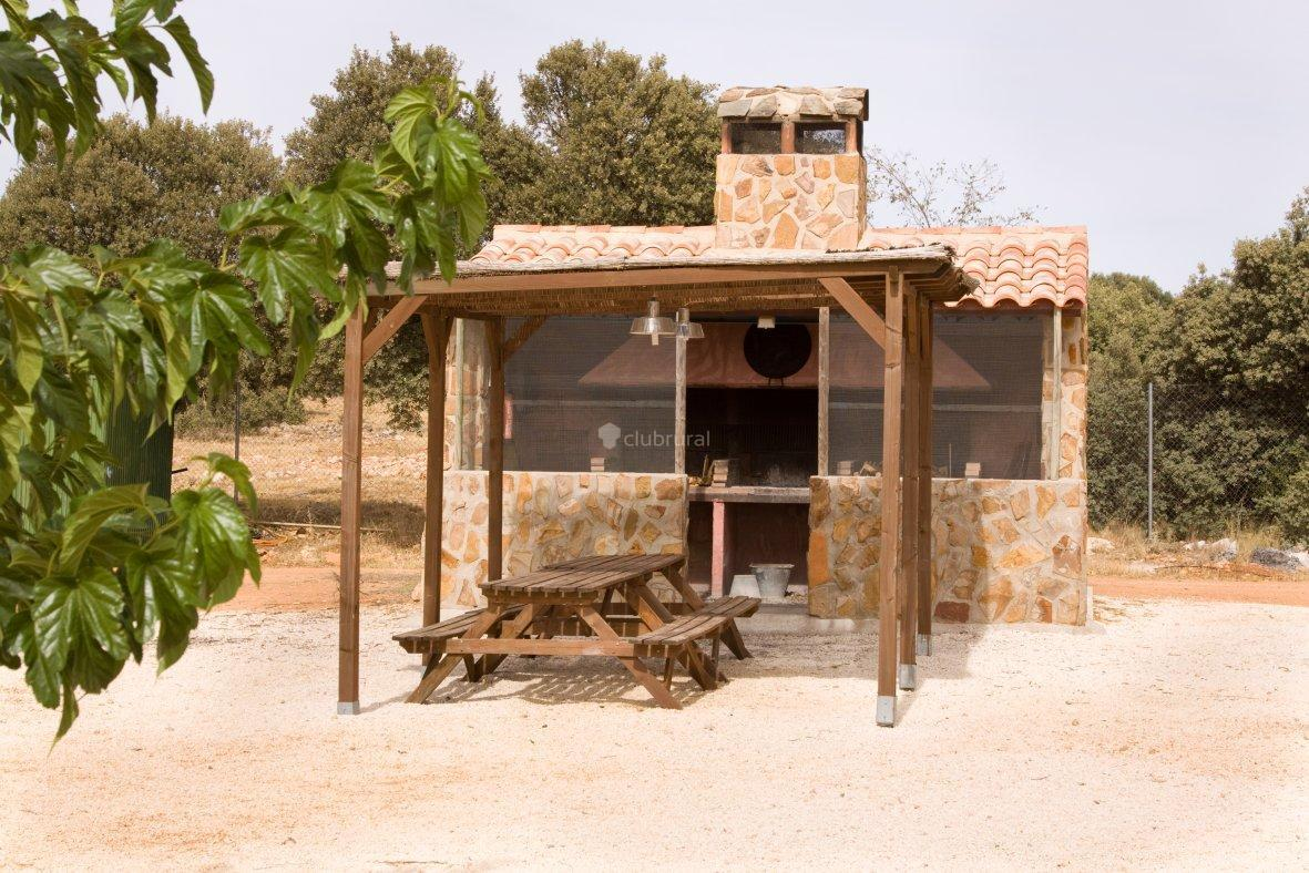 Fotos de la pilarica albacete robledo clubrural - Casa rural la tramonera ...