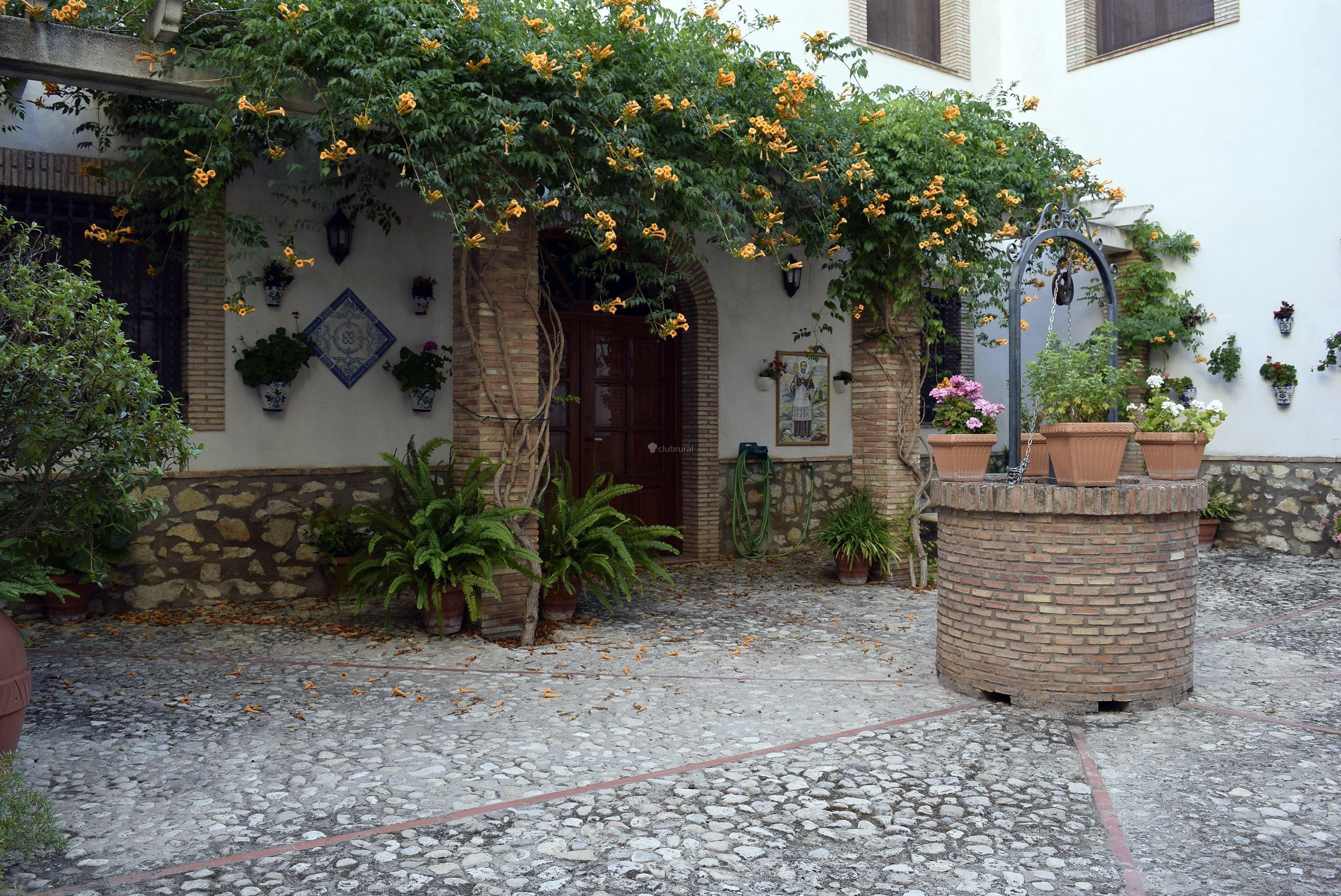 Fotos de casa rural fontanelles alicante biar clubrural - Alquiler casa rural alicante ...