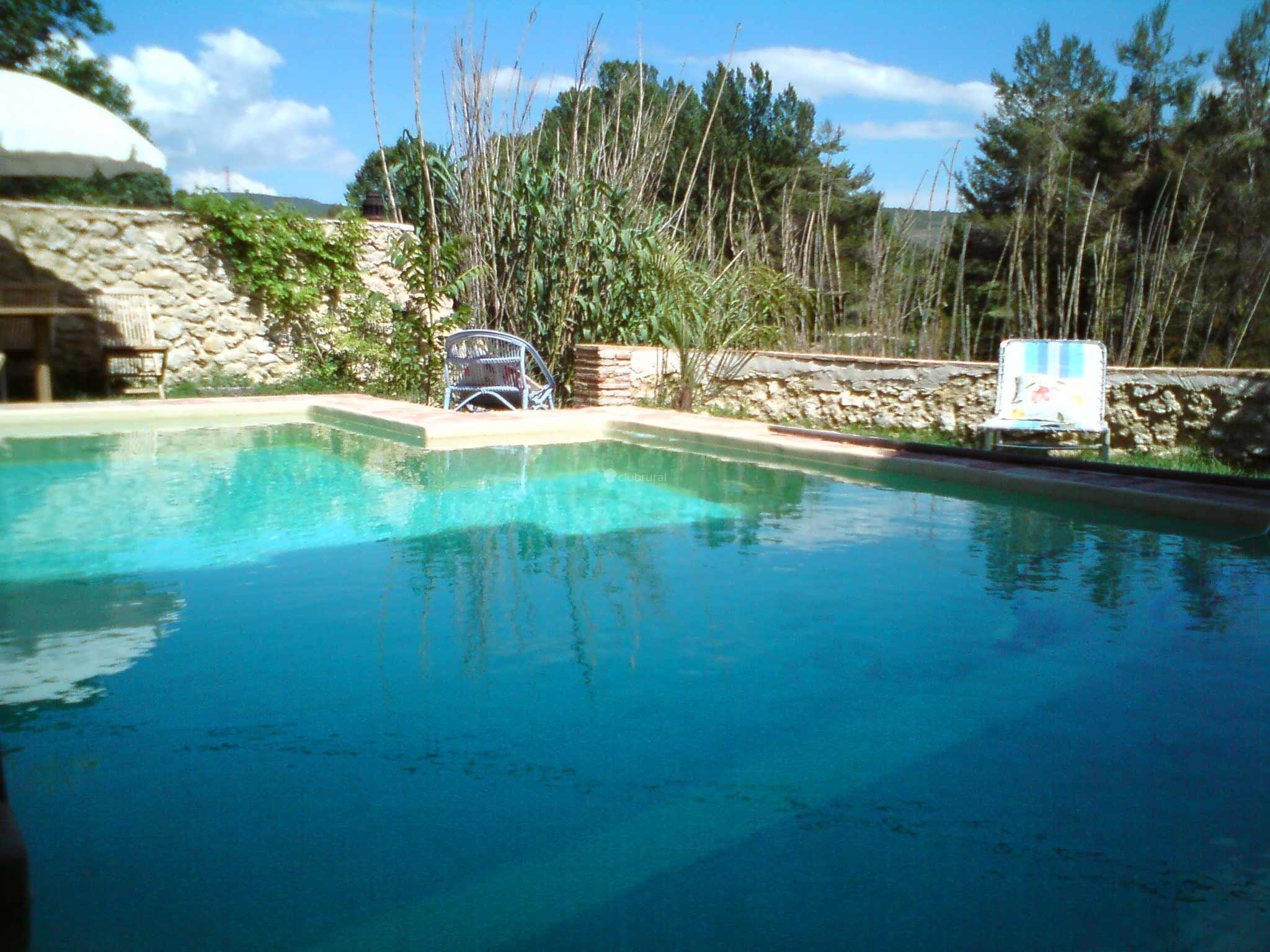 Fotos de molino del agua alicante banyeres de mariola clubrural - Casas rurales sierra de madrid con piscina ...