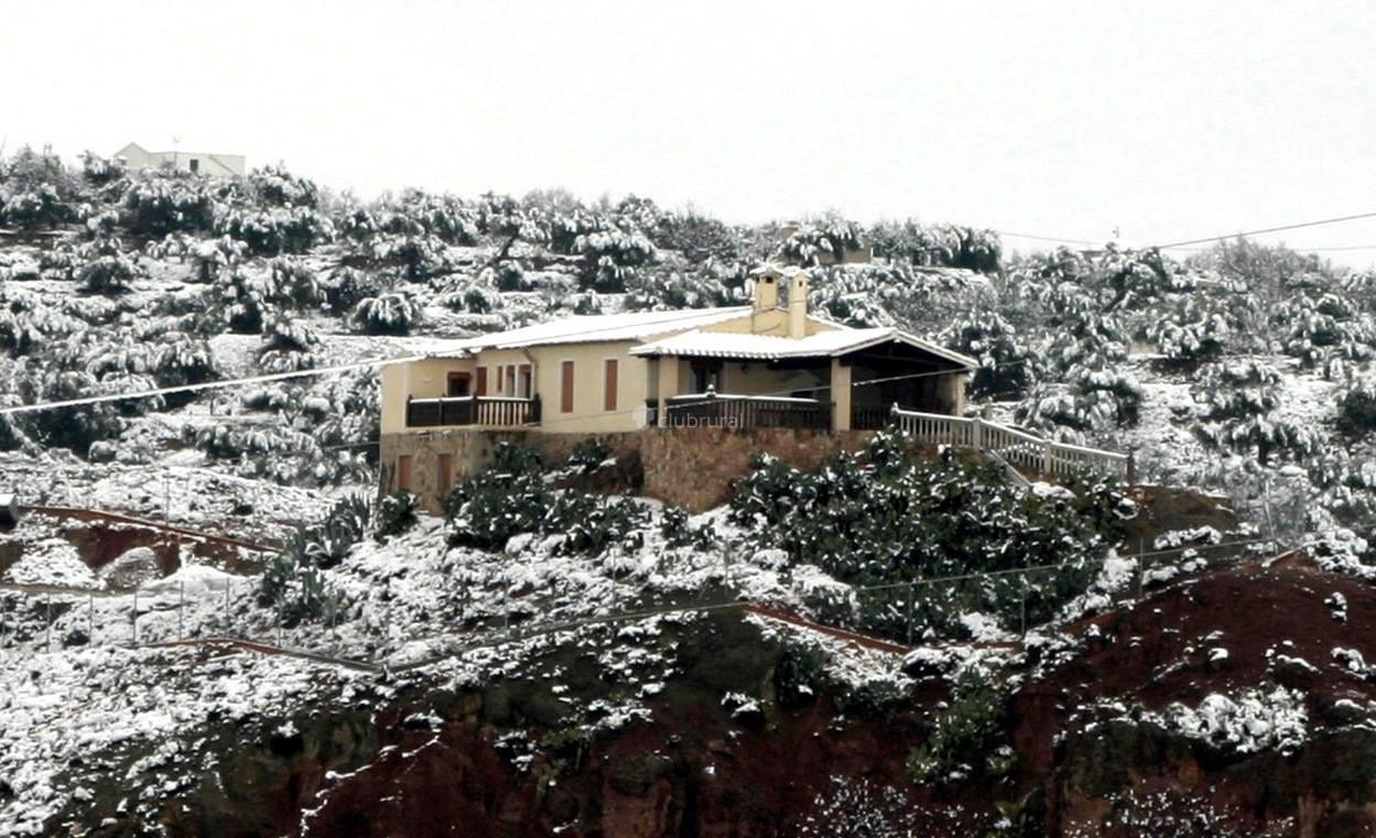Fotos de alojamiento rural cortijo celdran almer a velez rubio clubrural - Casa rural almeria jacuzzi ...