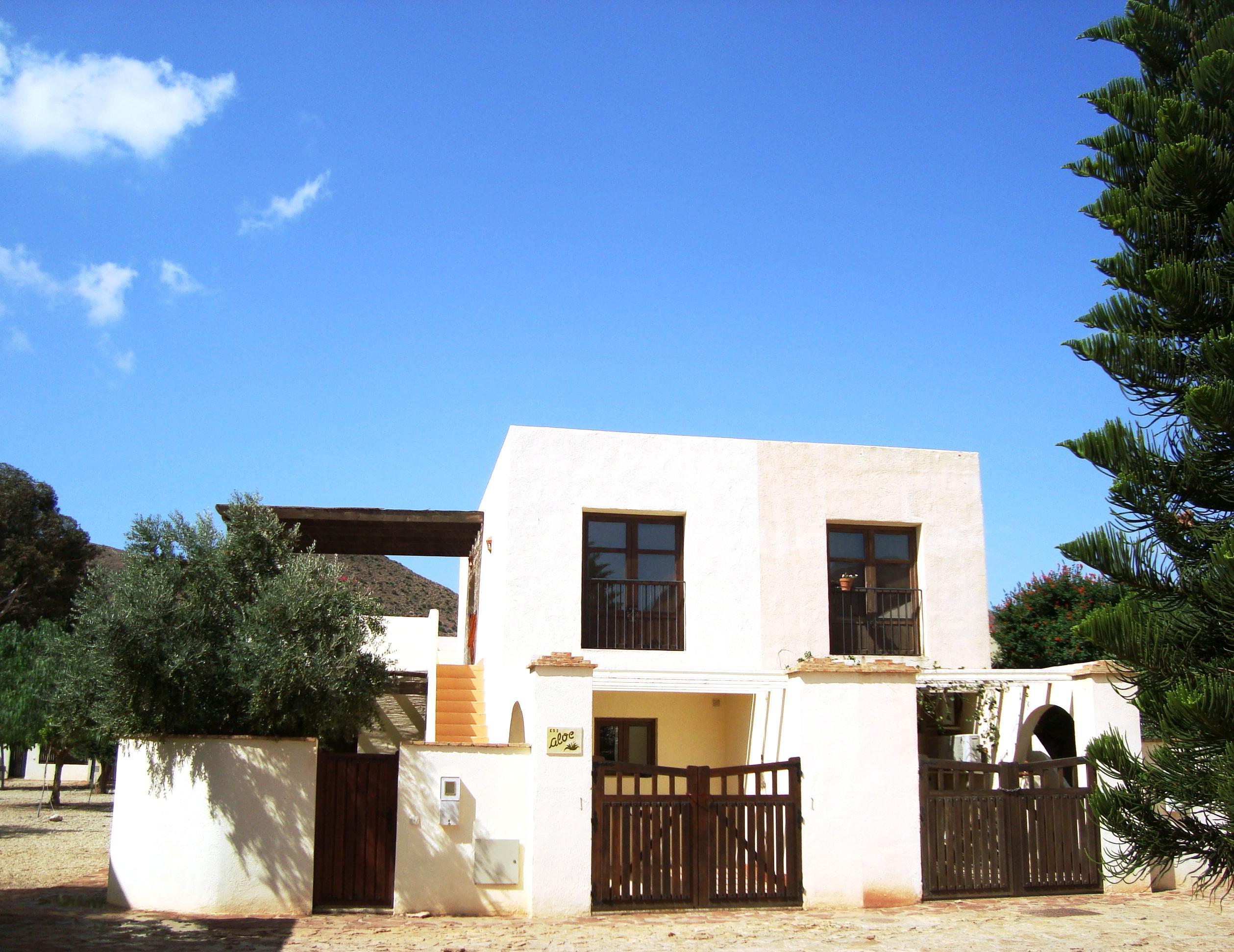 Fotos de casa cortijo aloe almer a san jose clubrural - Casas en san jose almeria ...