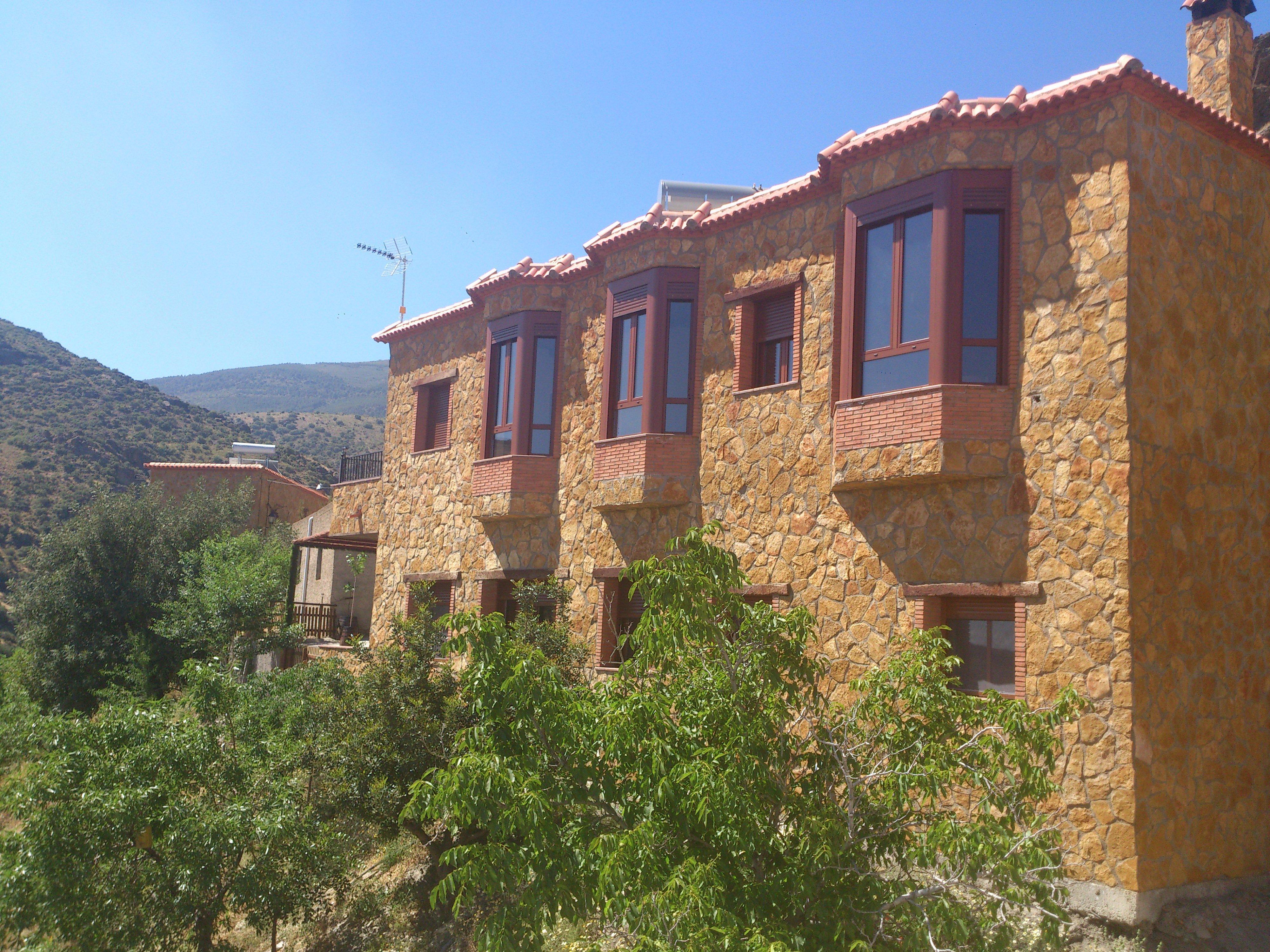 Fotos de casas rurales la jirola almer a abrucena - Casas rurales en la provenza ...