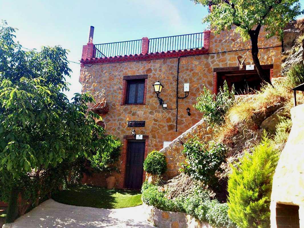 Fotos de casas rurales la jirola almer a abrucena for Inmobiliarias de almeria