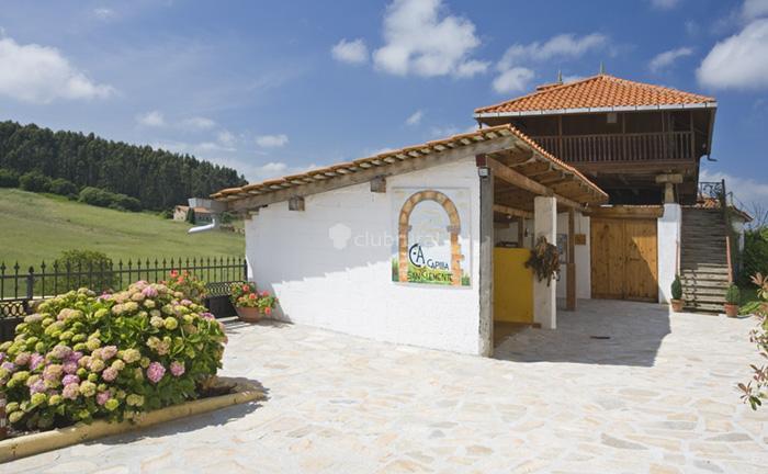 Fotos de capilla san clemente asturias luanco clubrural - Casa rural leocadia y casa clemente ...