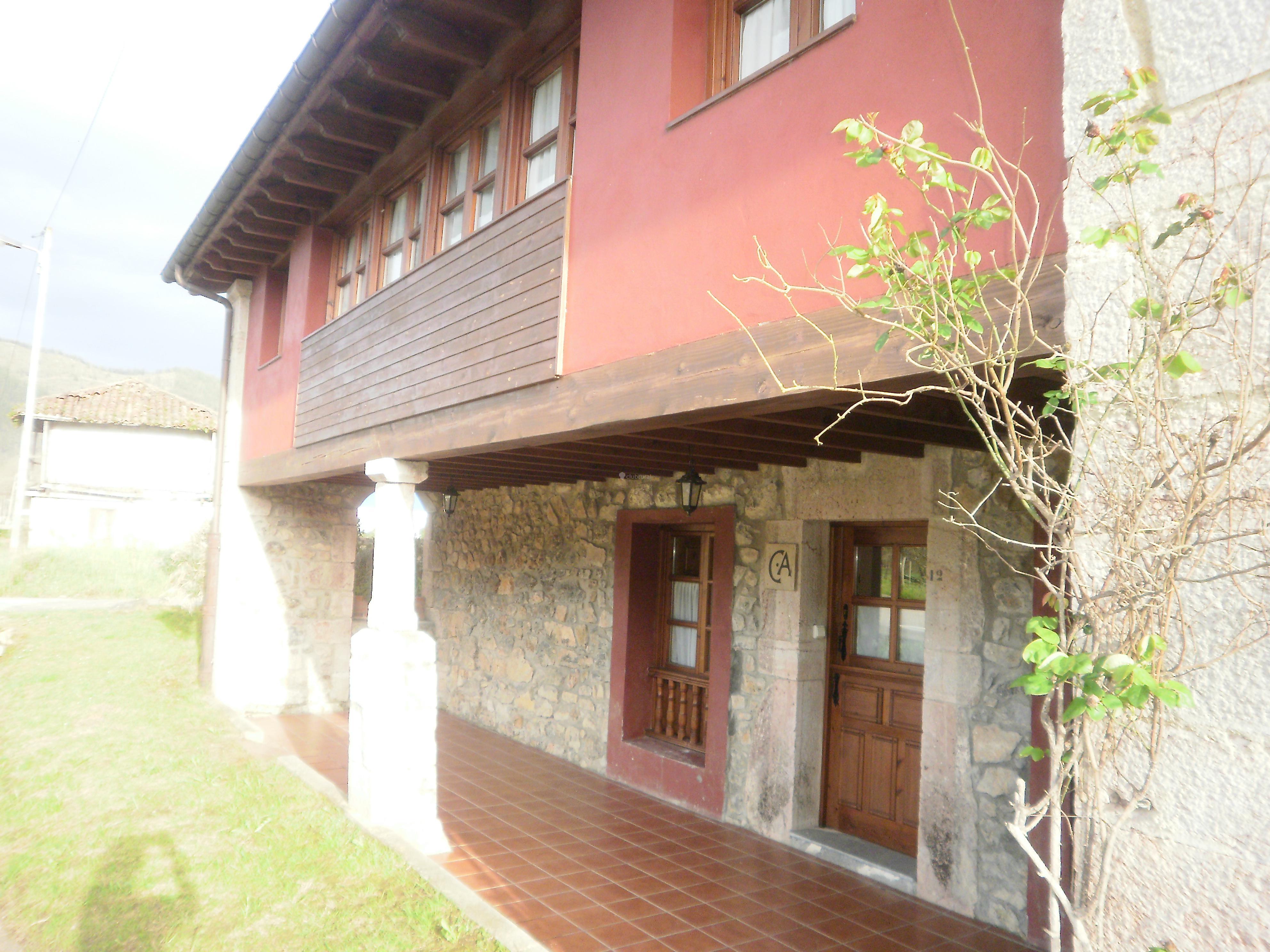 Fotos de casa aldea los casta os asturias cangas de onis clubrural - Casa rural los castanos ...