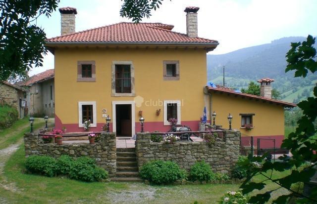 Fotos de casa capi n asturias villaviciosa clubrural - Casa rural asturias mascotas ...