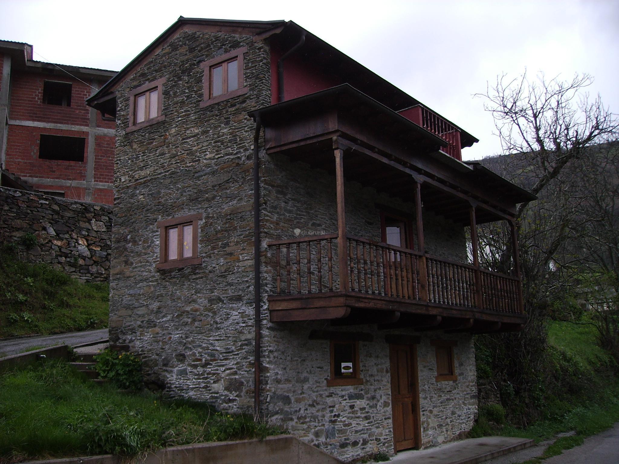 Fotos de casa castillo asturias cangas del narcea clubrural - Casa rural el castillo ...