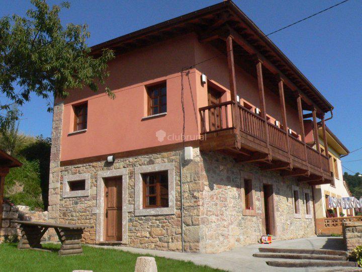 Fotos de casa de aldea la gantal asturias pe erudes clubrural - Casas de aldea asturias ...