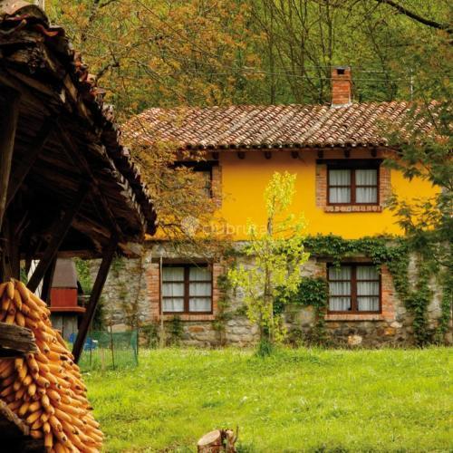 Fotos de casa de aldea la rotella asturias cangas de onis clubrural - Casa rural asturias mascotas ...