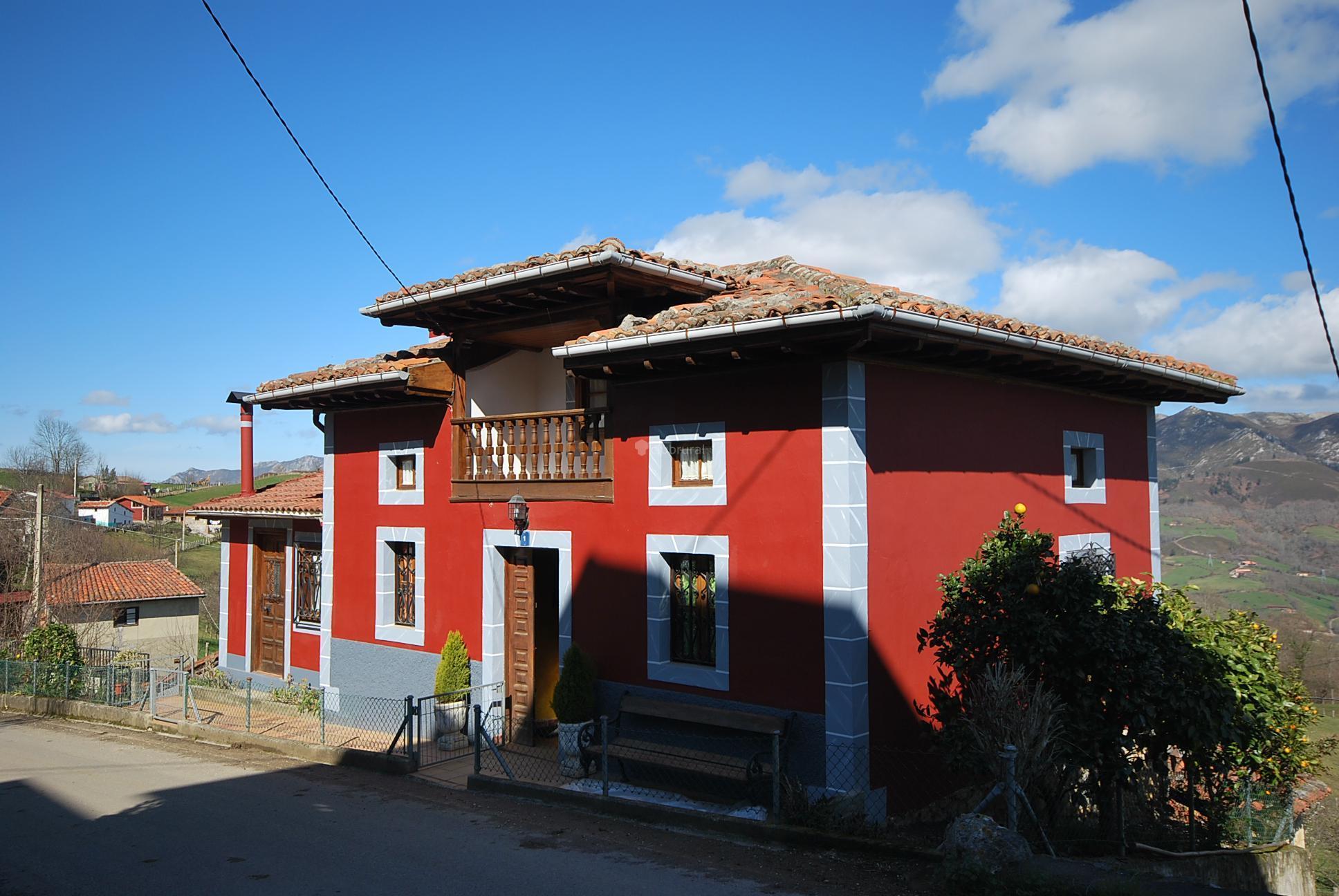 Fotos de casa rural alborada asturias onis clubrural - Fotorural asturias ...