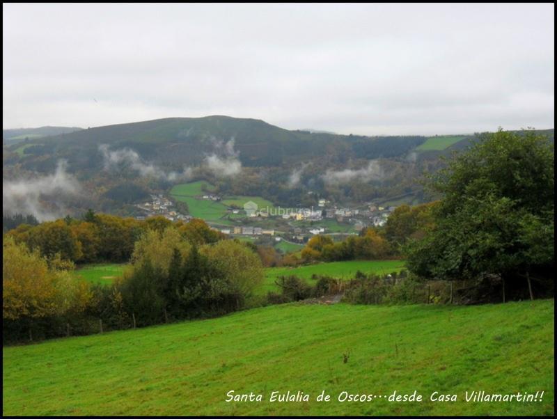 Fotos de casa villamartin asturias santa eulalia de - Casa pedro santa eulalia de oscos ...