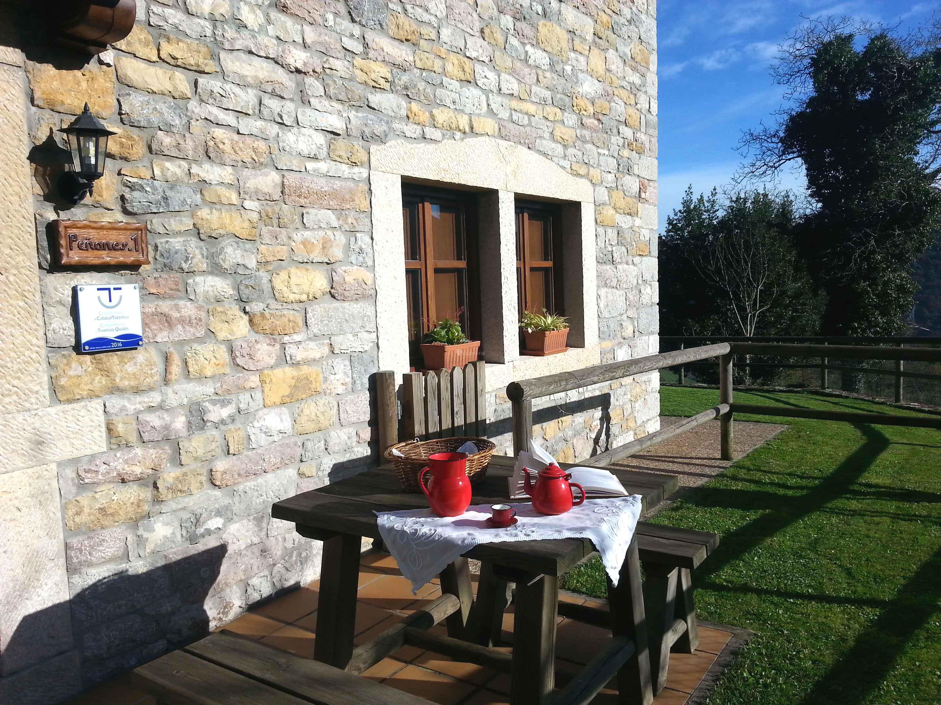 Fotos de casas de aldea pe anes asturias morc n clubrural - Casas de aldea asturias ...