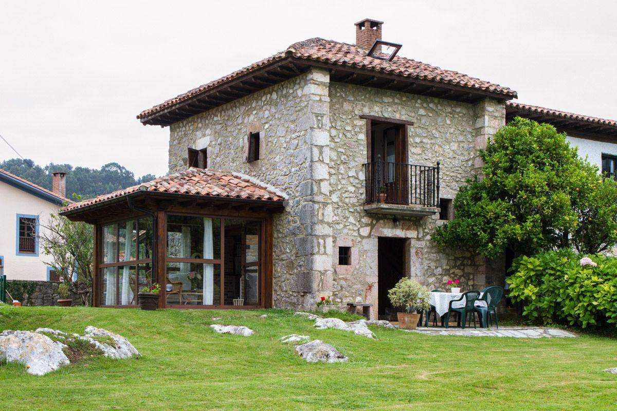 Fotos de casas rurales andrin latorre asturias llanes - Fotos casas rurales ...