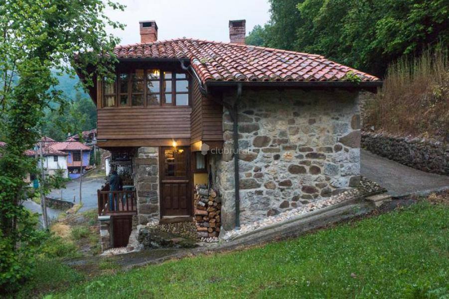 casa rural iris de paz asturias