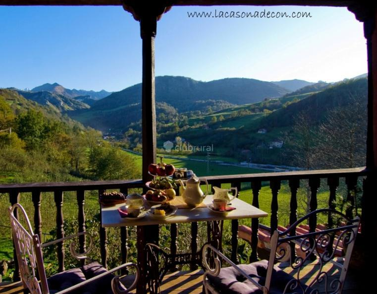 Fotos de la casona de con asturias cangas de onis clubrural - Casa rural las mestas ...