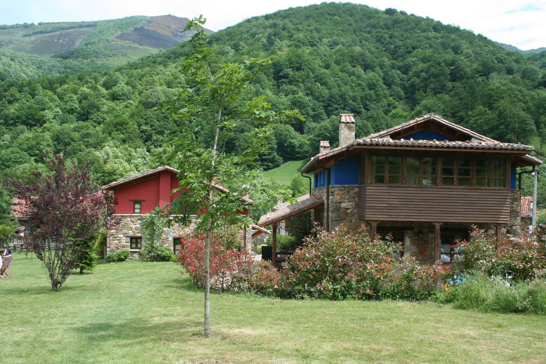 Fotos de valle de bueida asturias quir s clubrural - Casas en el valles occidental ...