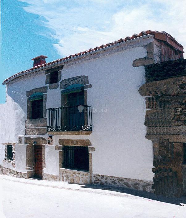 Fotos de casa del horno vila navalonguilla clubrural - Horno para casa ...