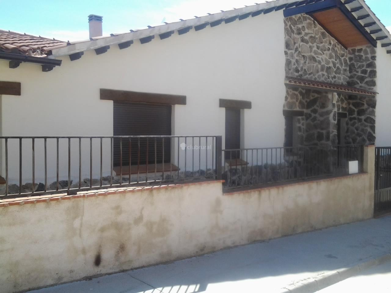 Fotos de casa in s vila villanueva de avila clubrural - Villanueva de avila casa rural ...