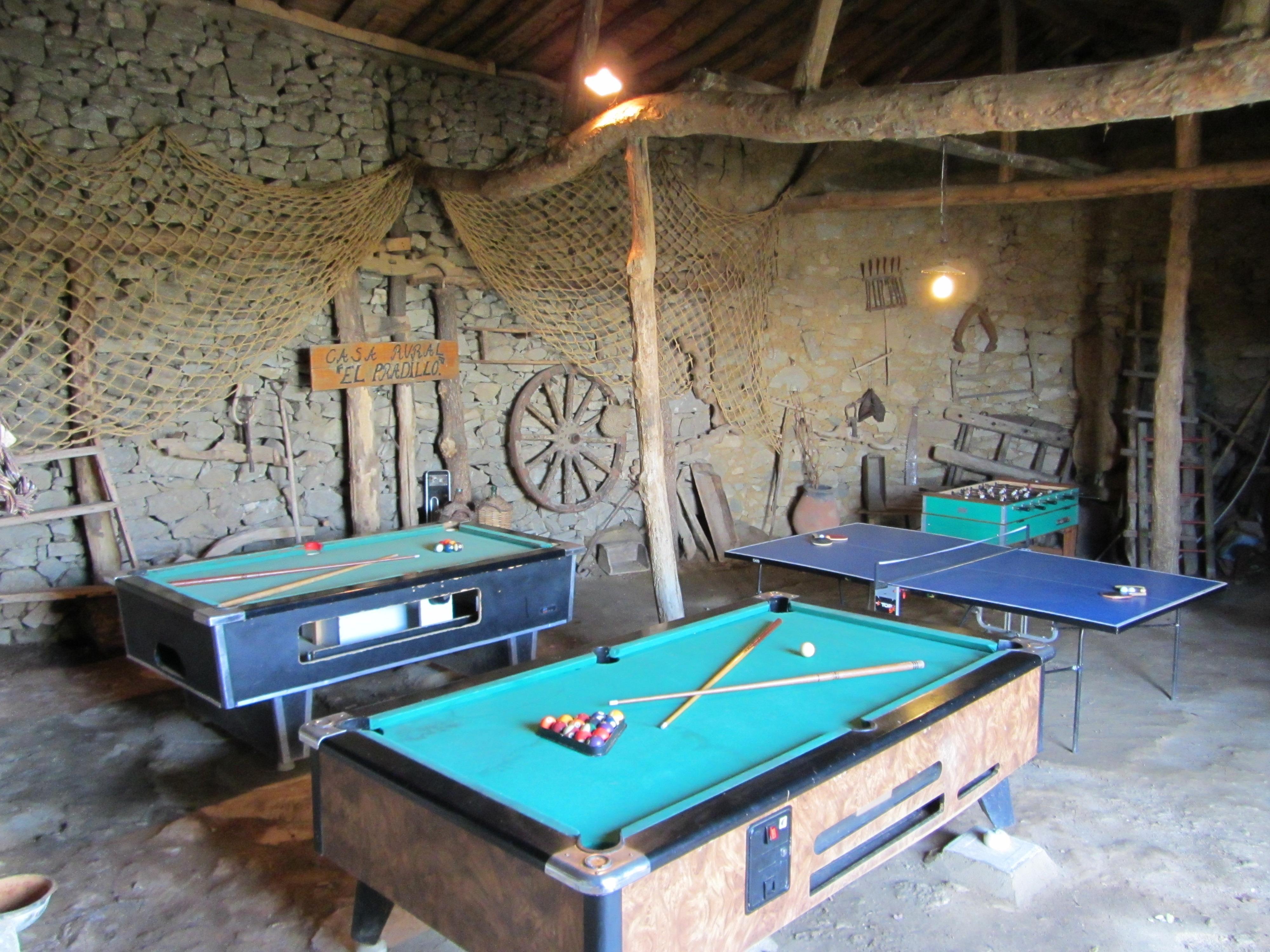 Fotos de casa rural el pradillo vila villatoro for Piscina pradillo