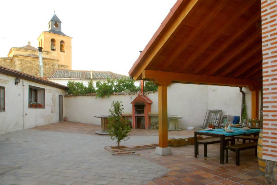 Fotos de casa rural las hazanas vila adanero clubrural - Casa rural las lilas ...
