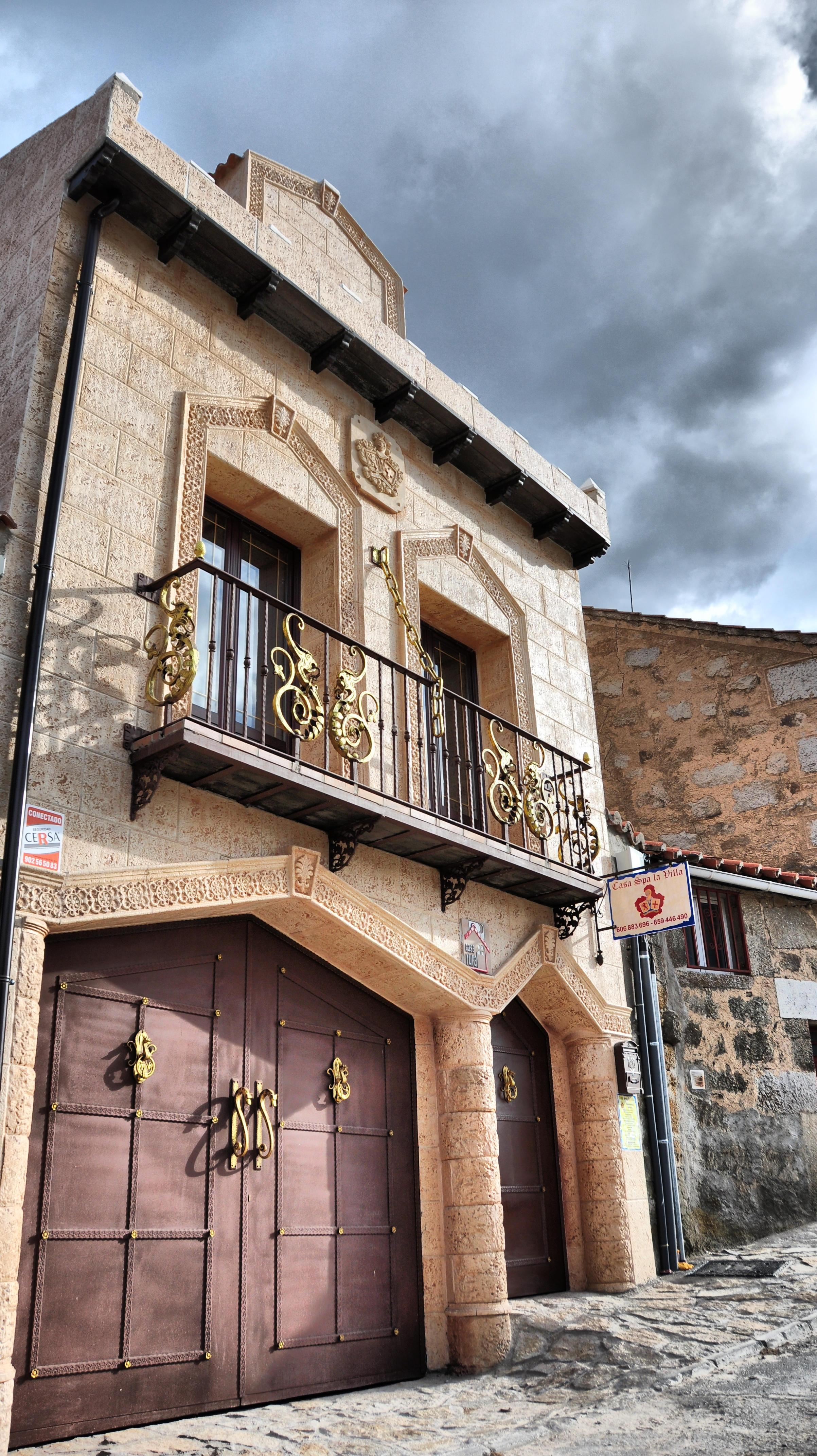 Fotos de casa spa la villa vila villanueva del campillo clubrural - Casa rural la tramonera ...