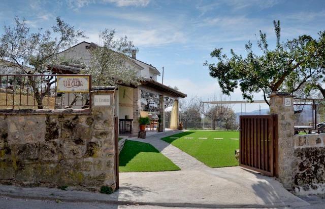 Fotos de casa t a elena vila san esteban del valle - Casa rural santa elena ...