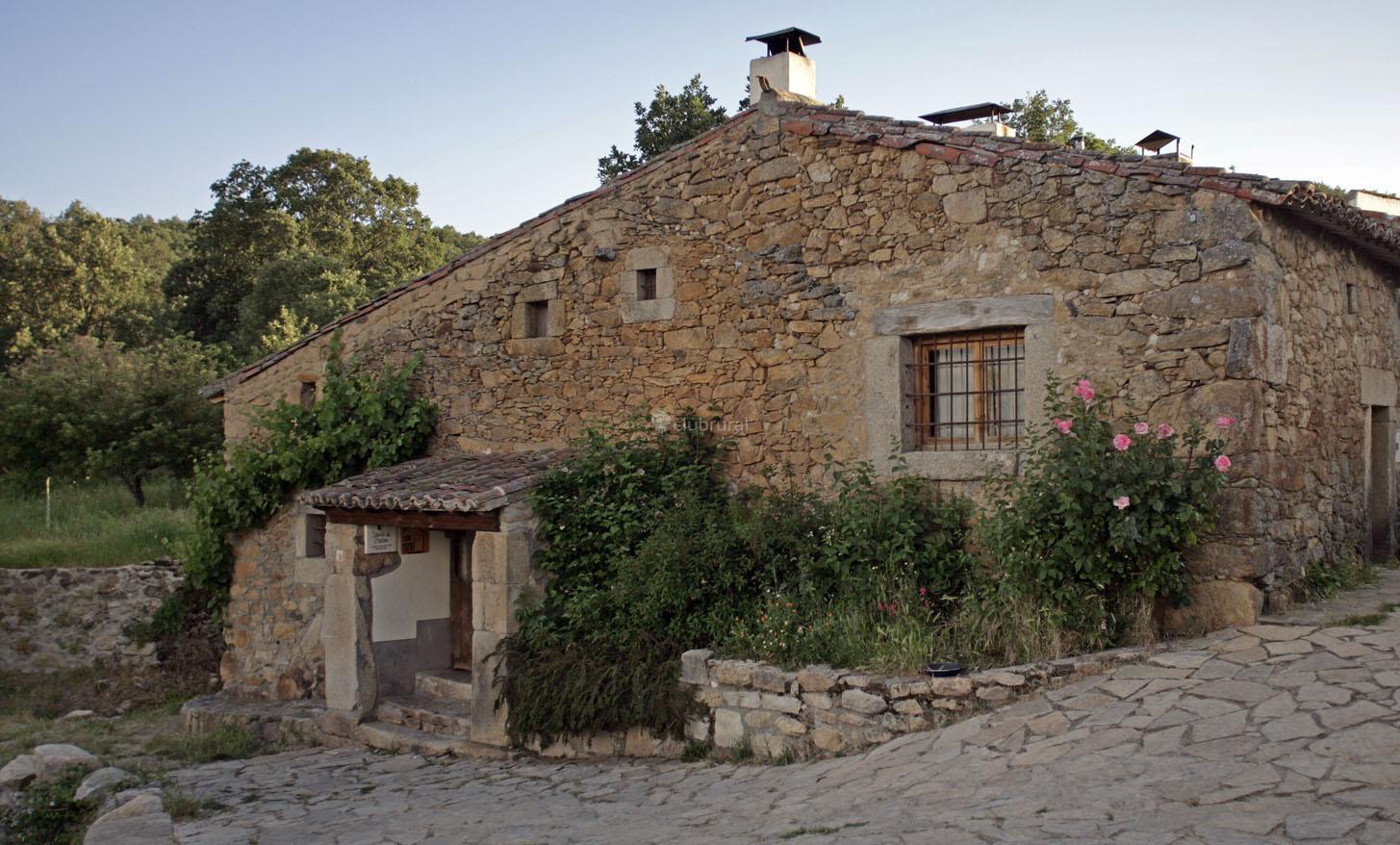 Fotos de vivegredos el molino de tormellas vila - Casas rurales en avila baratas ...