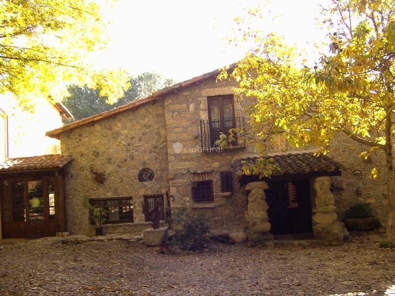 Fotos de el molino del cubo vila san esteban del valle clubrural - Casa rural san esteban del valle ...