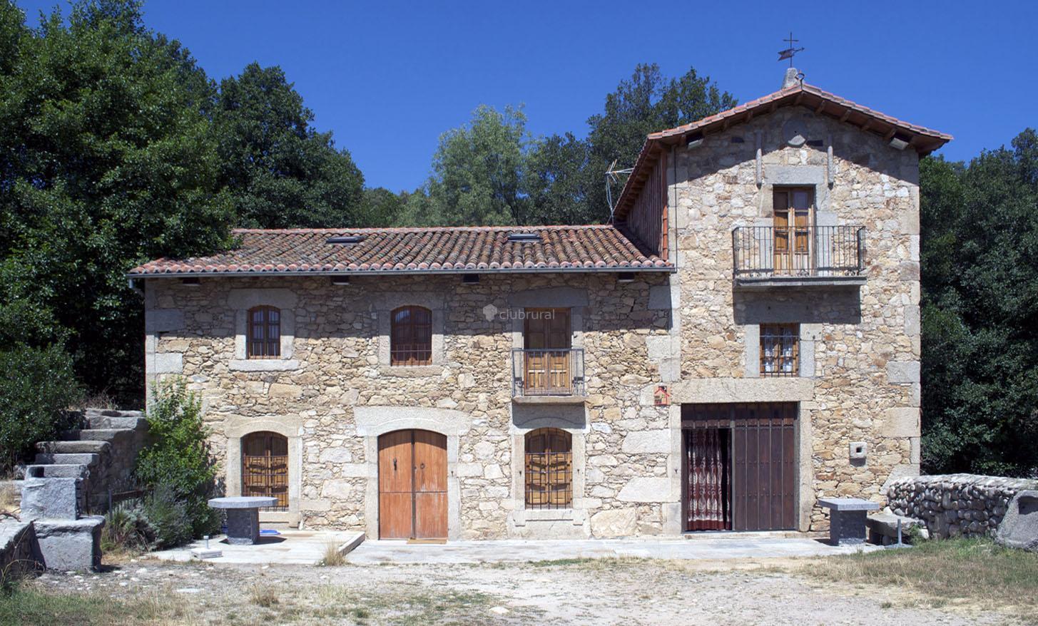 Fotos de vivegredos el molino de tormellas vila tormellas clubrural - Casas rurales grandes ...