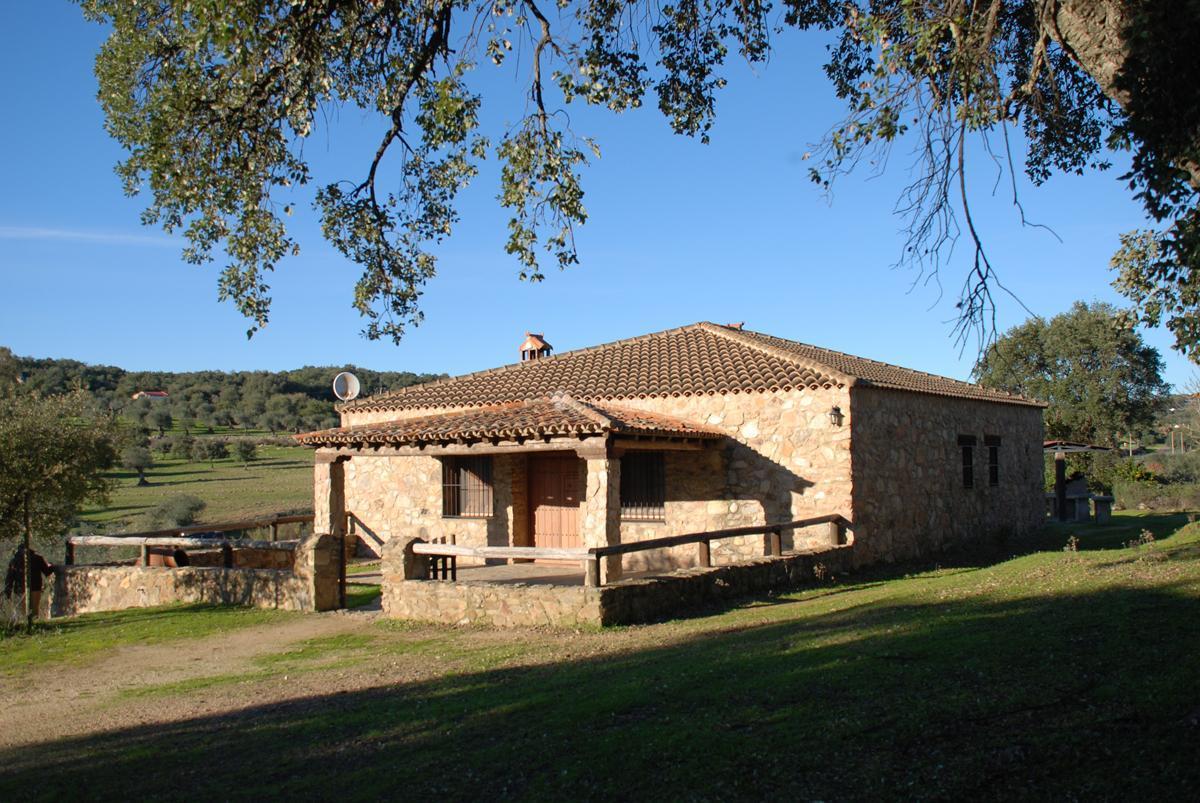 Fotos de casa rural la vega badajoz san vicente de - Paginas de casas rurales ...