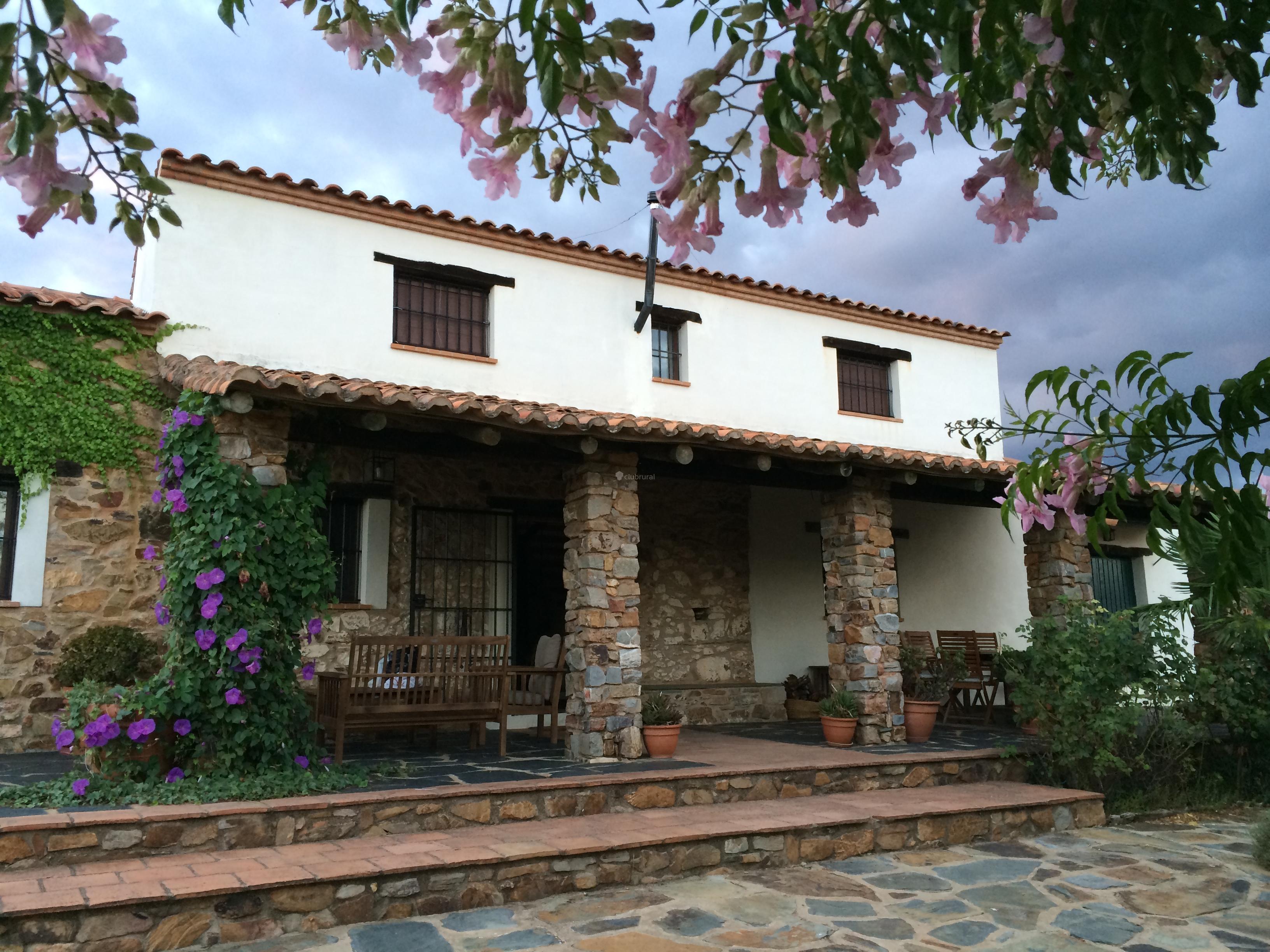 Fotos de la casa del alto badajoz san vicente de - Casa rural san vicente de alcantara ...