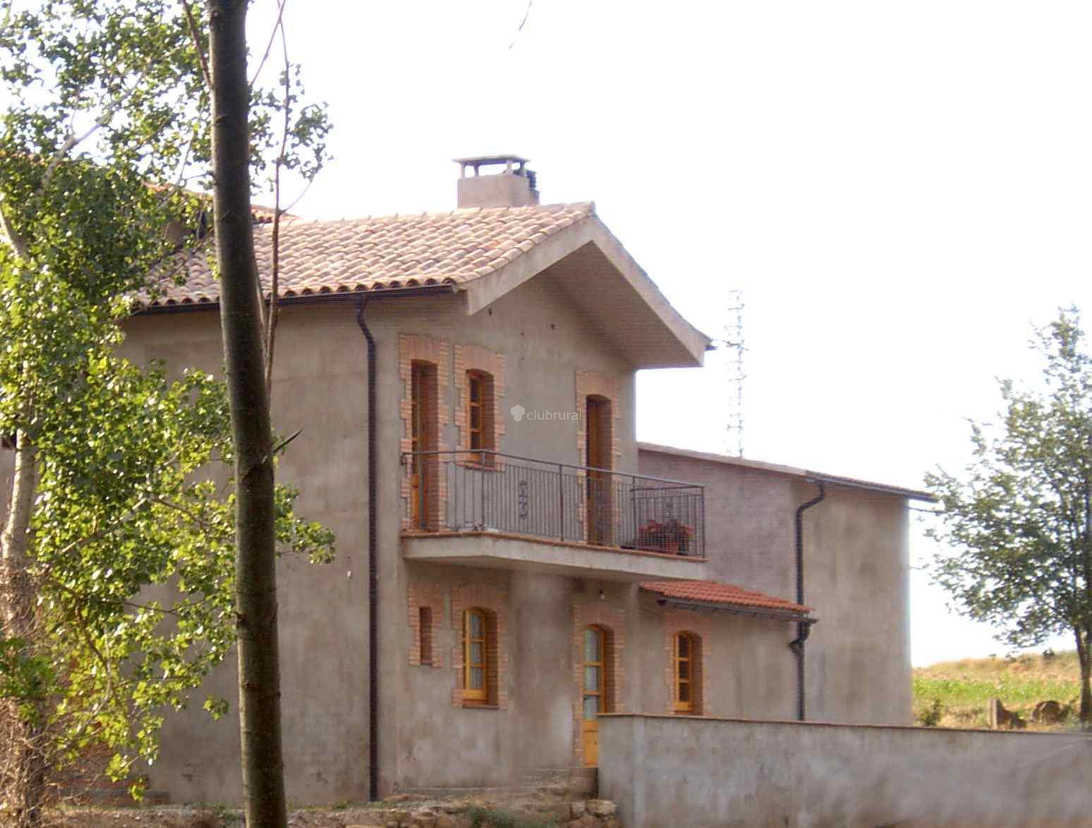 Fotos de casa lluert de clar barcelona avia clubrural - Casa rural economica barcelona ...