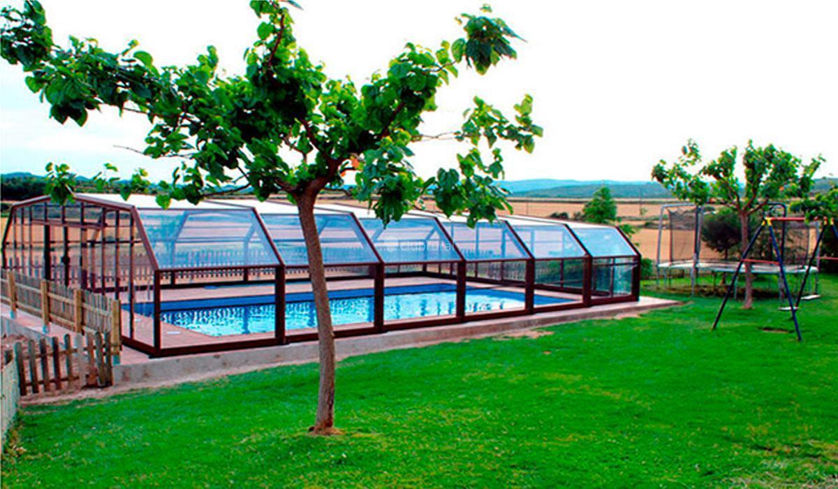Fotos de casa rural casserres barcelona casserres clubrural - Casa rural con piscina cubierta ...
