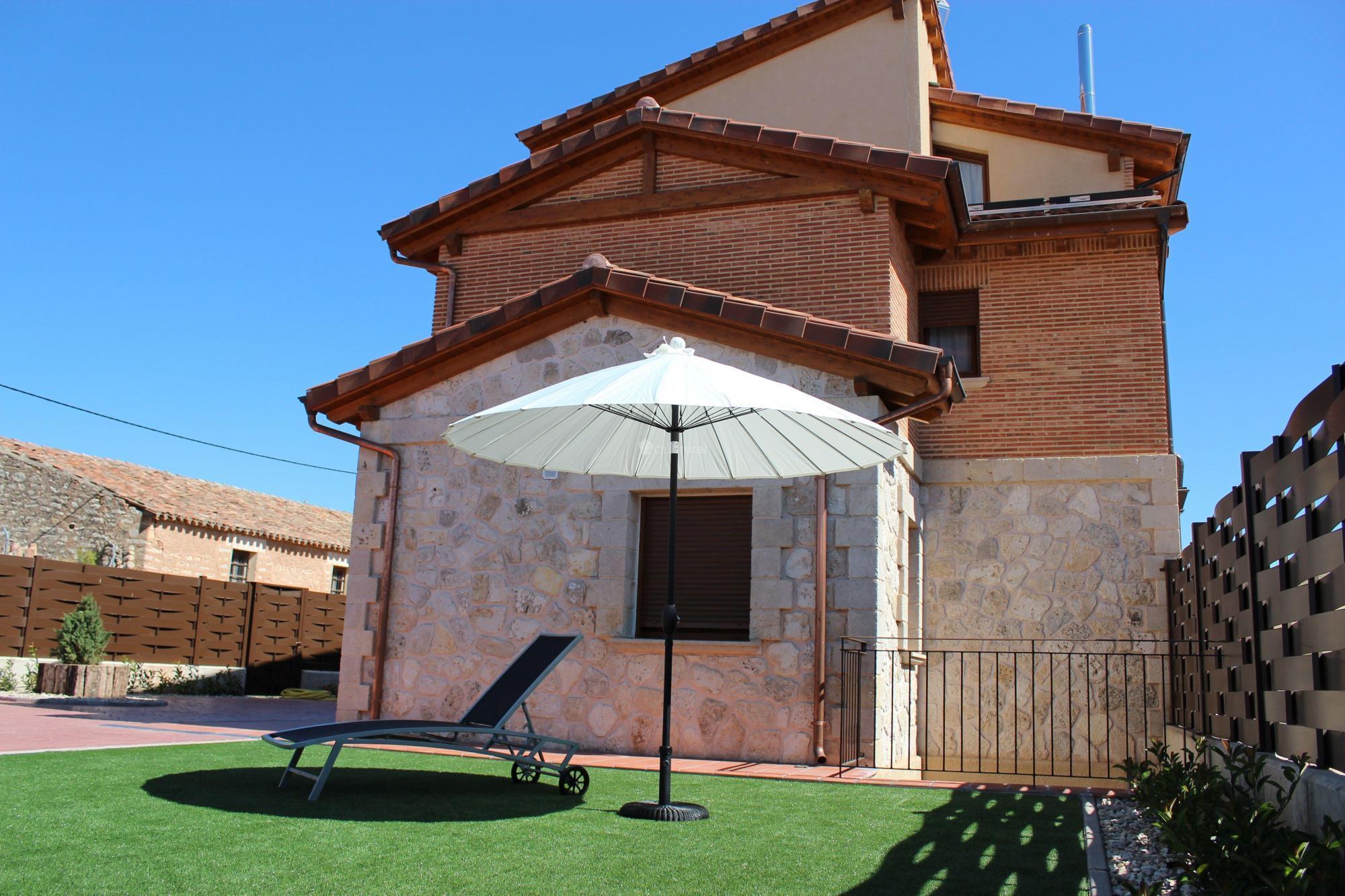 Fotos de casa rural la fragua burgos santa maria del - La toscana casa rural ...